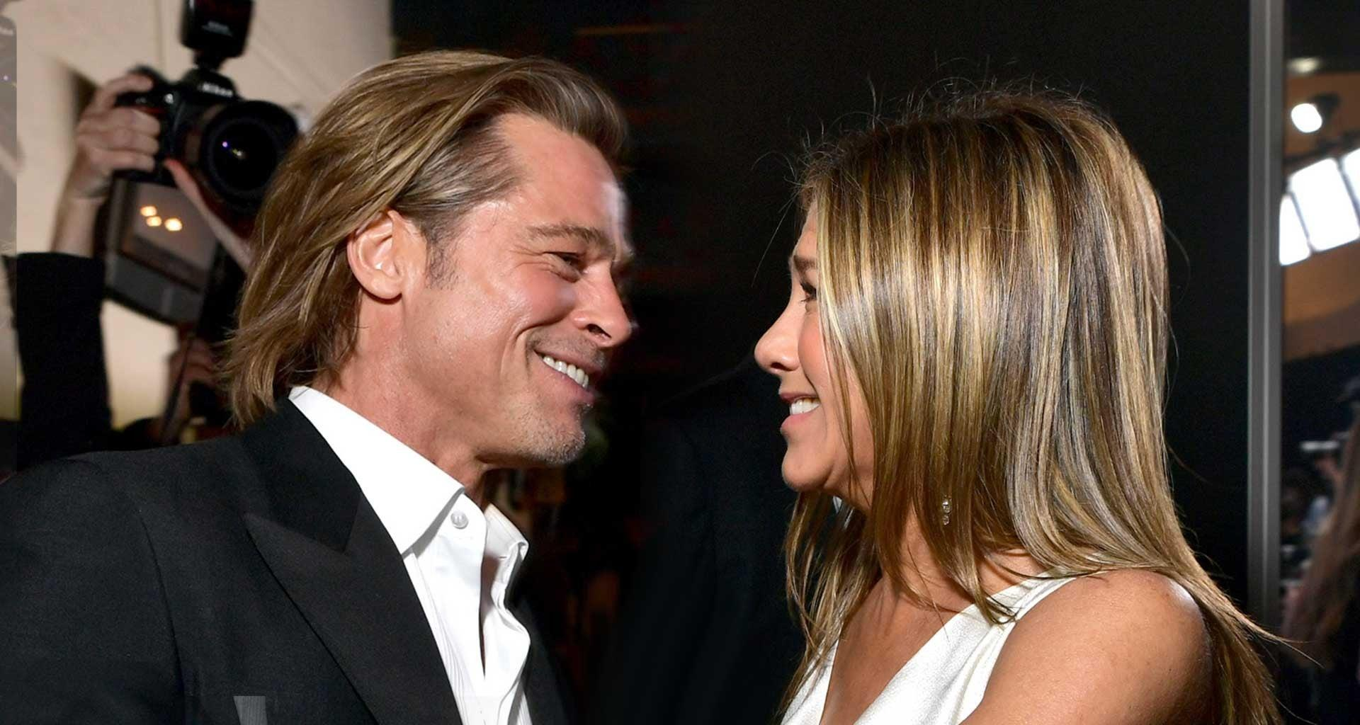 Jennifer Aniston Says She And Ex-Husband Brad Pitt Are 'Friends' And Gushes Over Working Together On New Project!