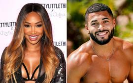 Malika Haqq And 'Love Island' Contestant Johnny Middlebrooks Spotted Kissing And Holding Hands During Night Out!