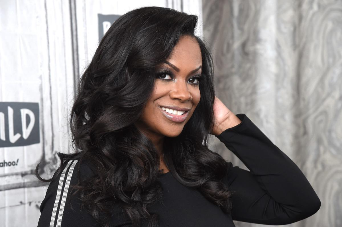 Kandi Burruss Shared Some New Pics With The CHI Fans