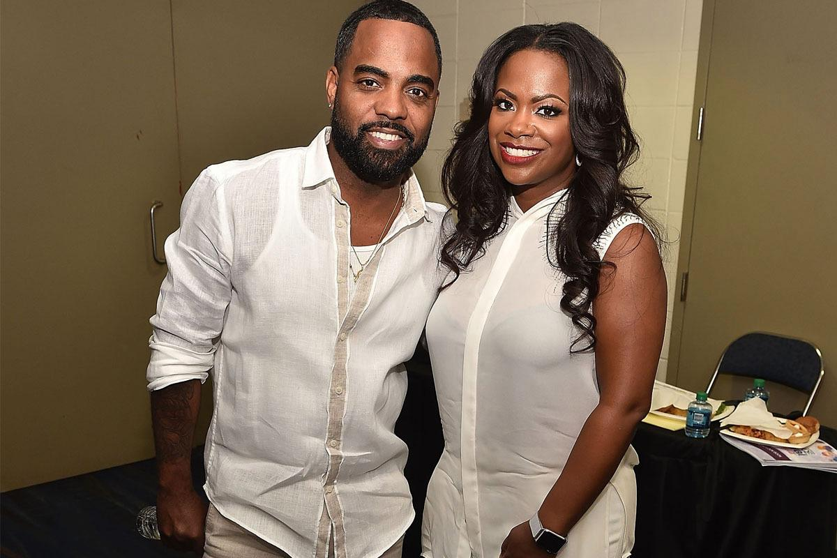 Kandi Burruss' Hubby Todd Tucker Shares Pics Of Himself And Ace Wells Tucker - Check Them Out Here