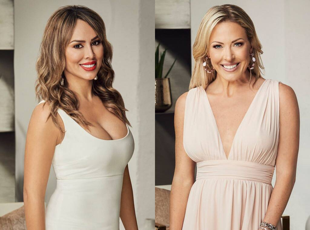 Kelly Dodd continues her fight with Braunwyn Windham-Burke off-camera after their departures from RHOC – exposes crazy texts!