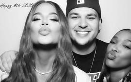 KUWTK: Khloe Kardashian Reveals Her Brother Rob Kardashian Is Dating Someone And Opens Up About His Relationship With Blac Chyna