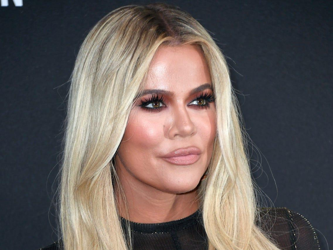 KUWTK: Khloe Kardashian Looks Super In Shape While Out With Daughter True!