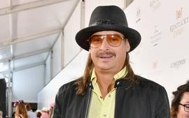 Kid Rock Rants About Being Filmed And Yells Homophobic Slur At Fans During Performance