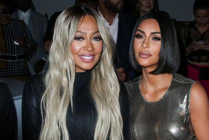 KUWTK: Kim Kardashian And La La Anthony Leaning On Each Other Amid Their Divorces - Here's How!