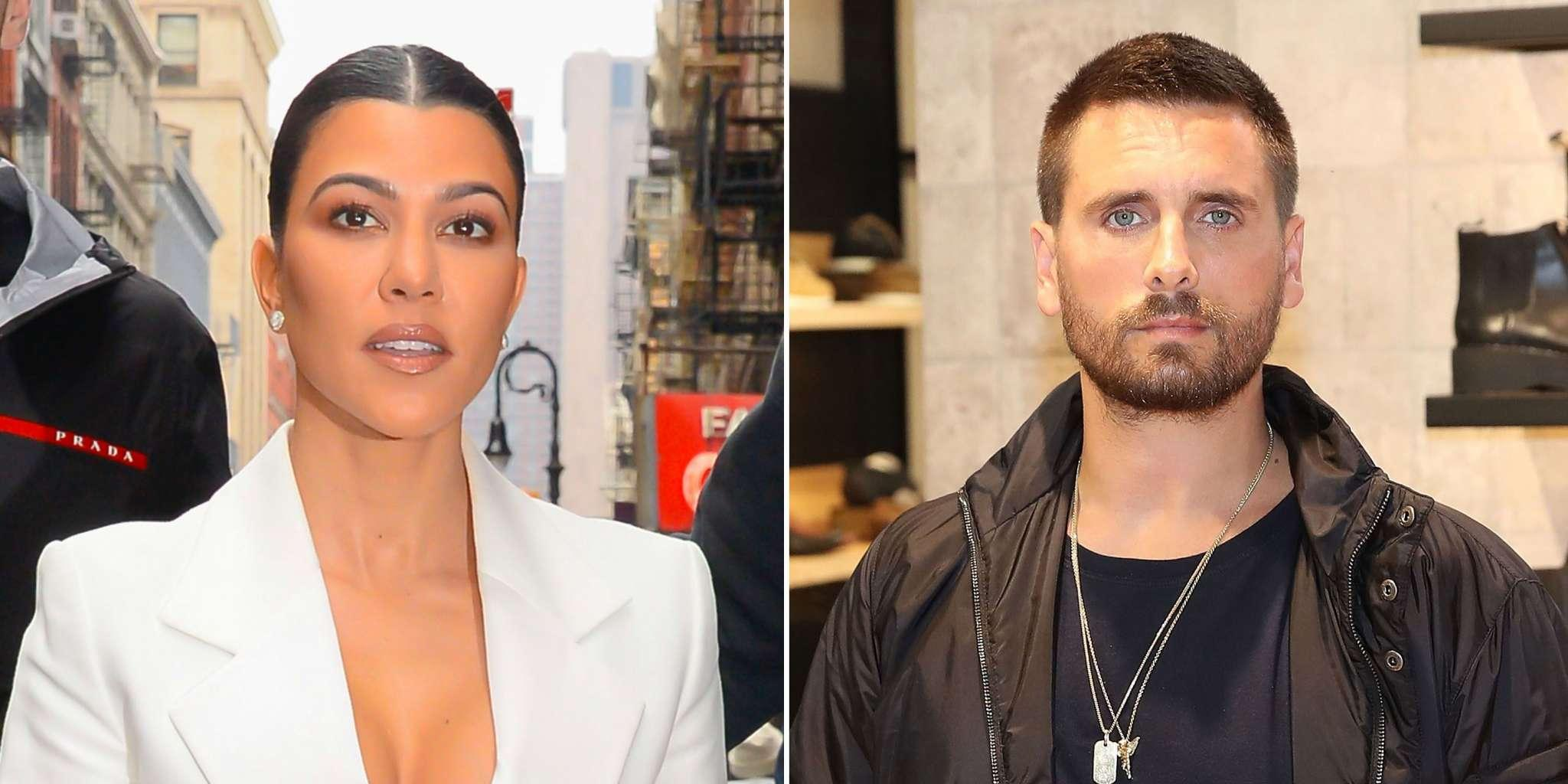 KUWTK: Kourtney Kardashian Reveals The Reason Why She Won't Get Back Together With Scott Disick - Video!