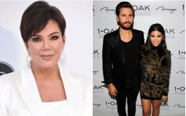 KUWTK: Kris Jenner Says She Still Wants Kourtney Kardashian And Scott Disick To 'Grow Old Together' - Check Out Kourtney's Reaction!
