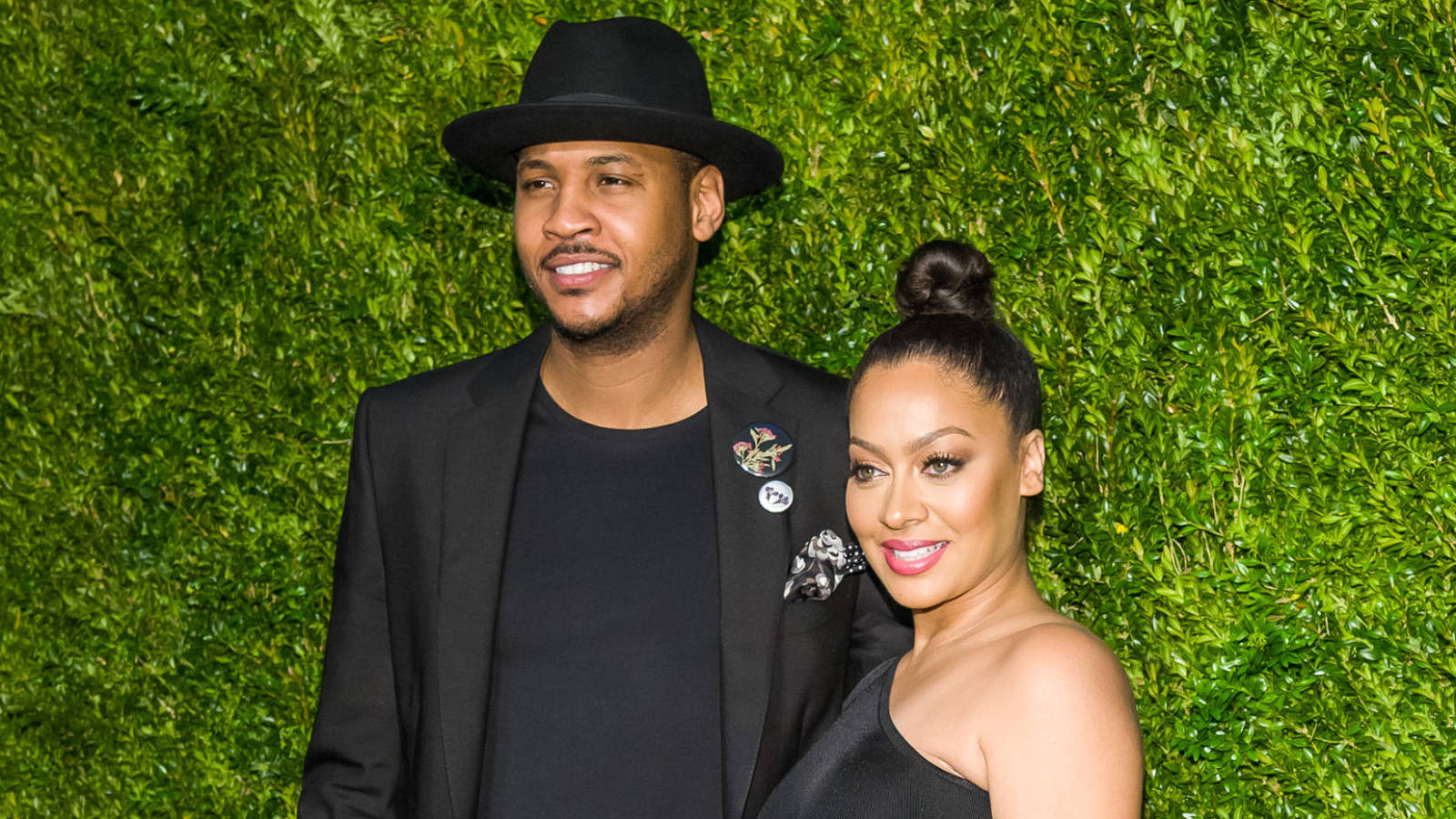 La La Anthony Files For Divorce From Carmelo Anthony After More Than A Decade Of Being Married!