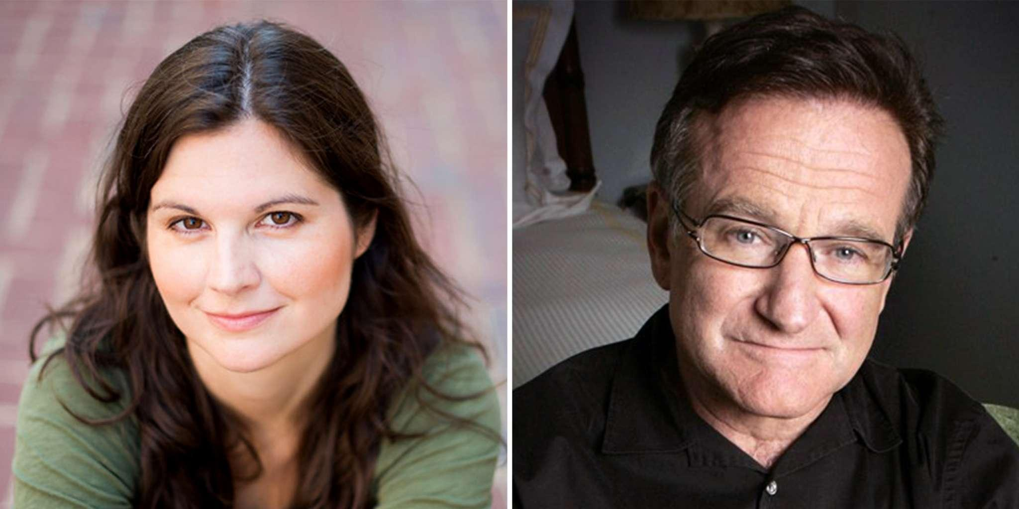 Robin Williams' Mrs Doubtfire Co-Star Lisa Jakub Reveals How He Helped Her Cope With Depression As A Teen