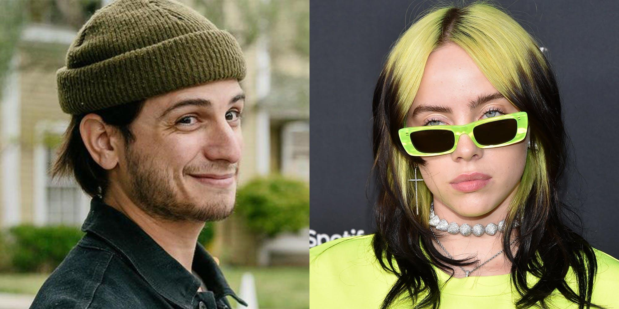 Billie Eilish's Alleged New BF Matthew Tyler Vorce Apologizes For Old Racist And Homophobic Posts