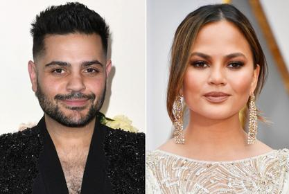 Chrissy Teigen Warns Michael Costello She'll Take Him To Court Over 'Faking' DMs Proving She Bullied Him!