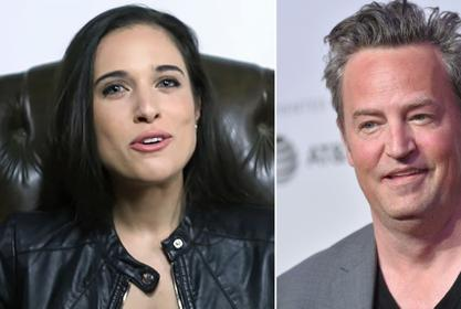 Matthew Perry And Molly Hurwitz Break Their Engagement
