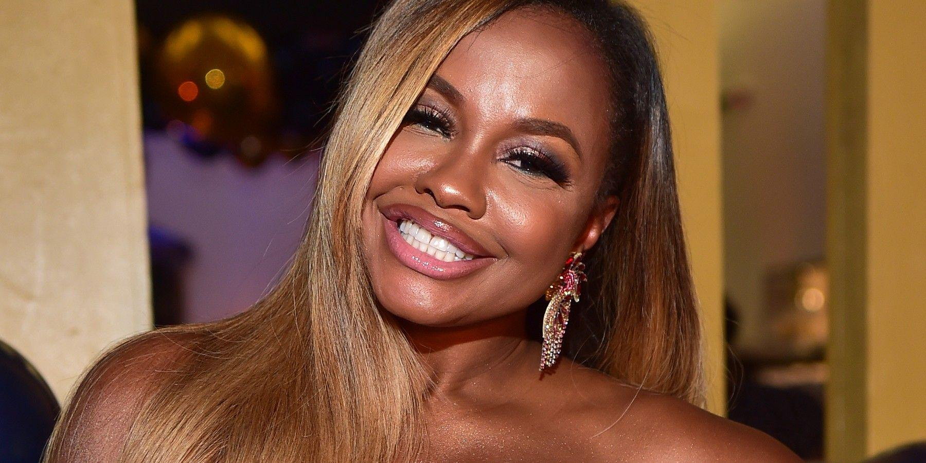 Phaedra Parks Celebrates Quincy's Birthday - Check Out The Photo That She Shared On Her Social Media Account