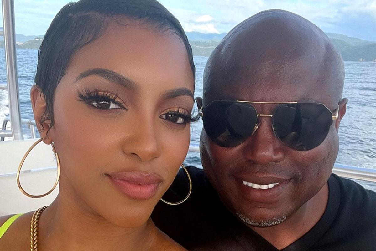 Porsha Williams Sends Her Fiance Love For His Birthday