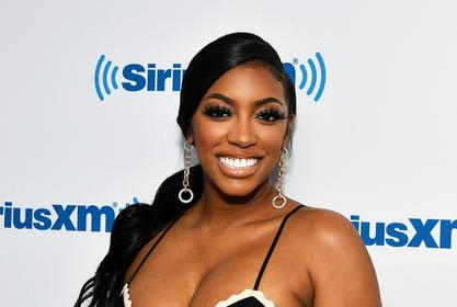 Porsha Williams Looks Drop Dead Gorgeous In This Pink Dress