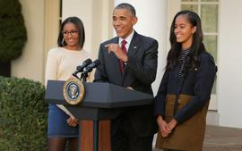 Barack Obama Says His Daughters' Generation Can Go Too Far With 'Cancel Culture' And Malia And Sasha Agree!