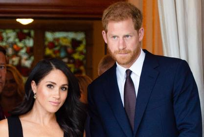 Prince Harry And Meghan Markle Reportedly Just 'Trying To Keep The Peace' With The Royals After Tumultuous Year