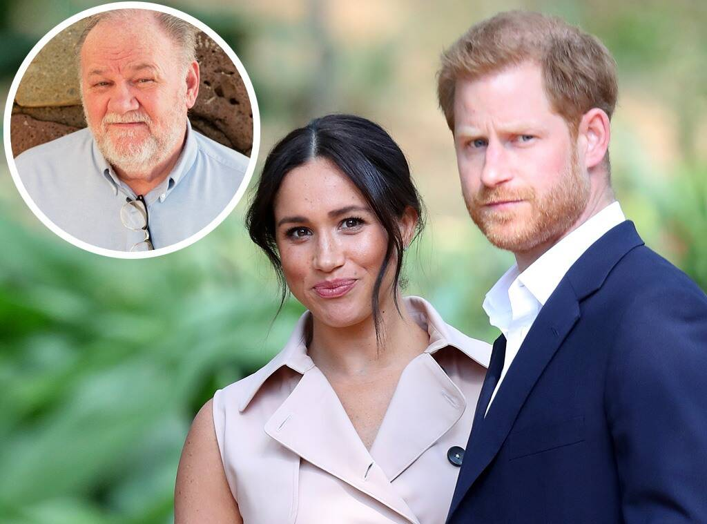 Meghan Markle's Dad Talks About New Granddaughter Lilibet Diana And Hopes To Be Allowed To Meet Her Amidst the aftermath with His Daughter – Video Interview!