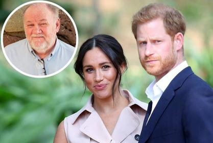 Meghan Markle's Dad Talks About New Granddaughter Lilibet Diana And Hopes To Be Allowed To Meet Her Amid Fallout With His Daughter - Video Interview!