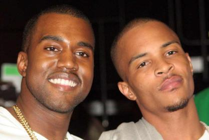 T.I. Wishes Kanye West A Happy Anniversary - See His Message