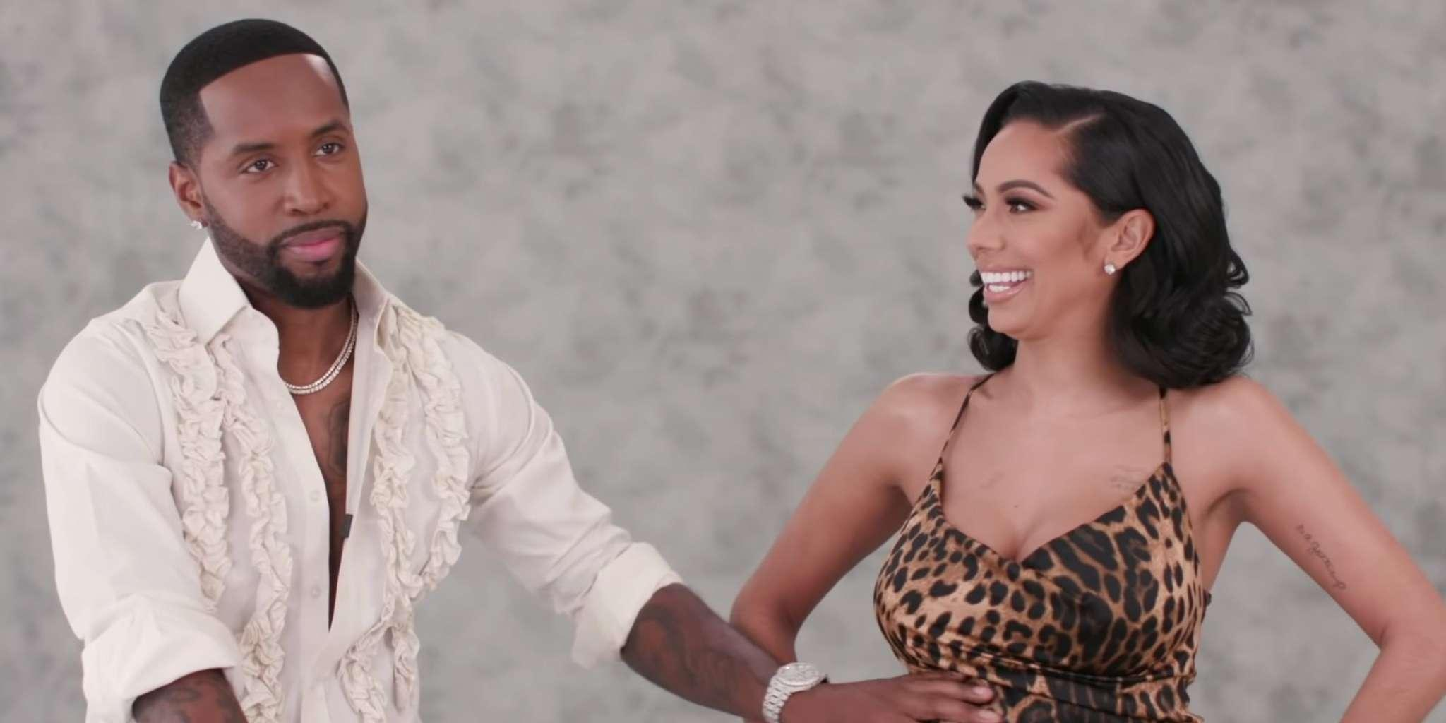 Erica Mena Tries To Keep Herself Comfortable These Days