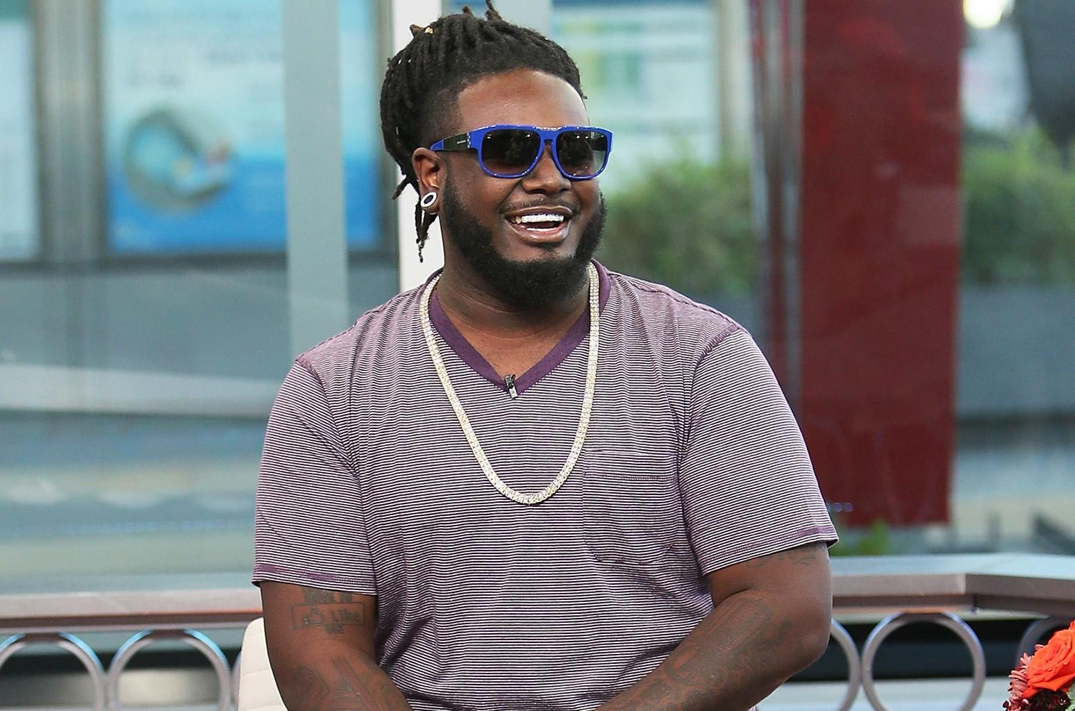 T-Pain Got Depressed After Usher Told Him This About His Music