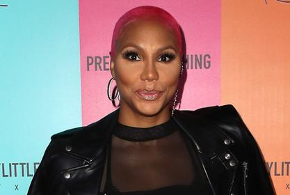 Tamar Braxton Reveals That Her Son Is Going To Harvard