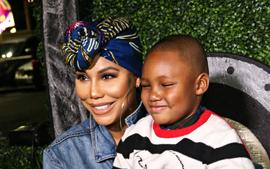Tamar Braxton Made Fans Smile With This Video - She Is Celebrating Logan's Birthday