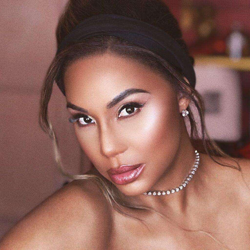 Tamar Braxton Publicly Gushes Over Her Son - See The Message Here