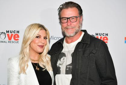 Tori Spelling Addresses The Dean McDermott Split Reports - Do They Sleep In Separate Beds?