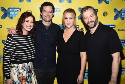 Emily Ratajkowski Drags Judd Apatow's Film 'This Is 40' In Front Of His Pal Amy Schumer - 'It's Not Aging Well'