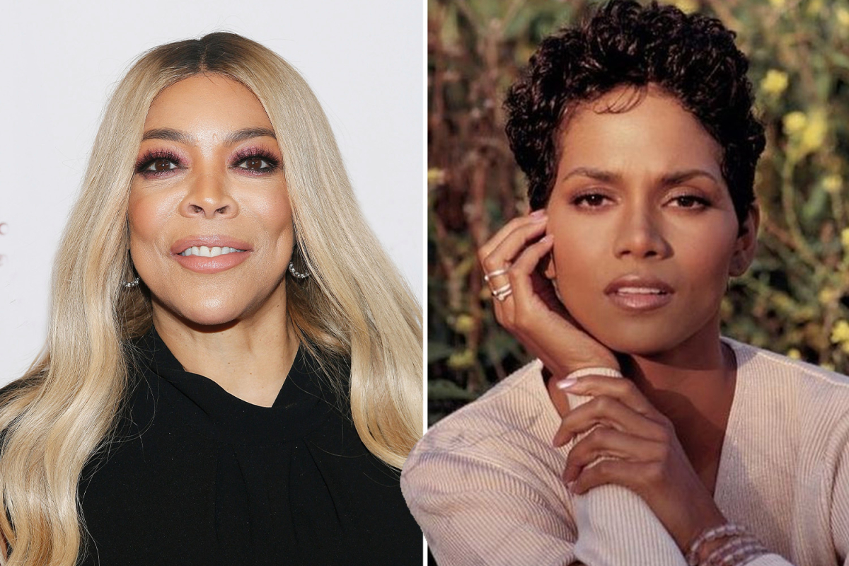Wendy Williams hilariously admits that she refused to wash her 'boobs' for 2 weeks after Halle Berry 'moved it!'