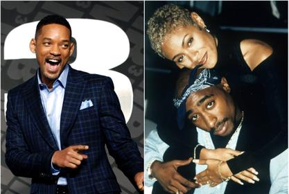 Will Smith Teased And Trolled By Fans After His Wife Jada Pinkett Smith Shares Poem From Tupac