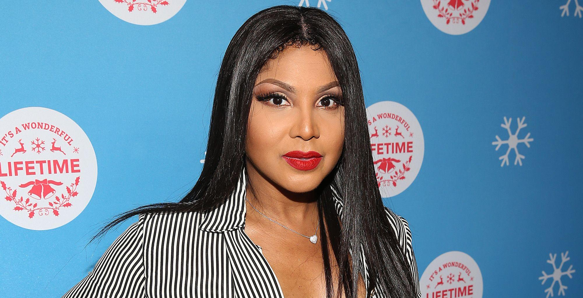 Toni Braxton Is Enjoying Some Alone Time And Fans Congratulate Her