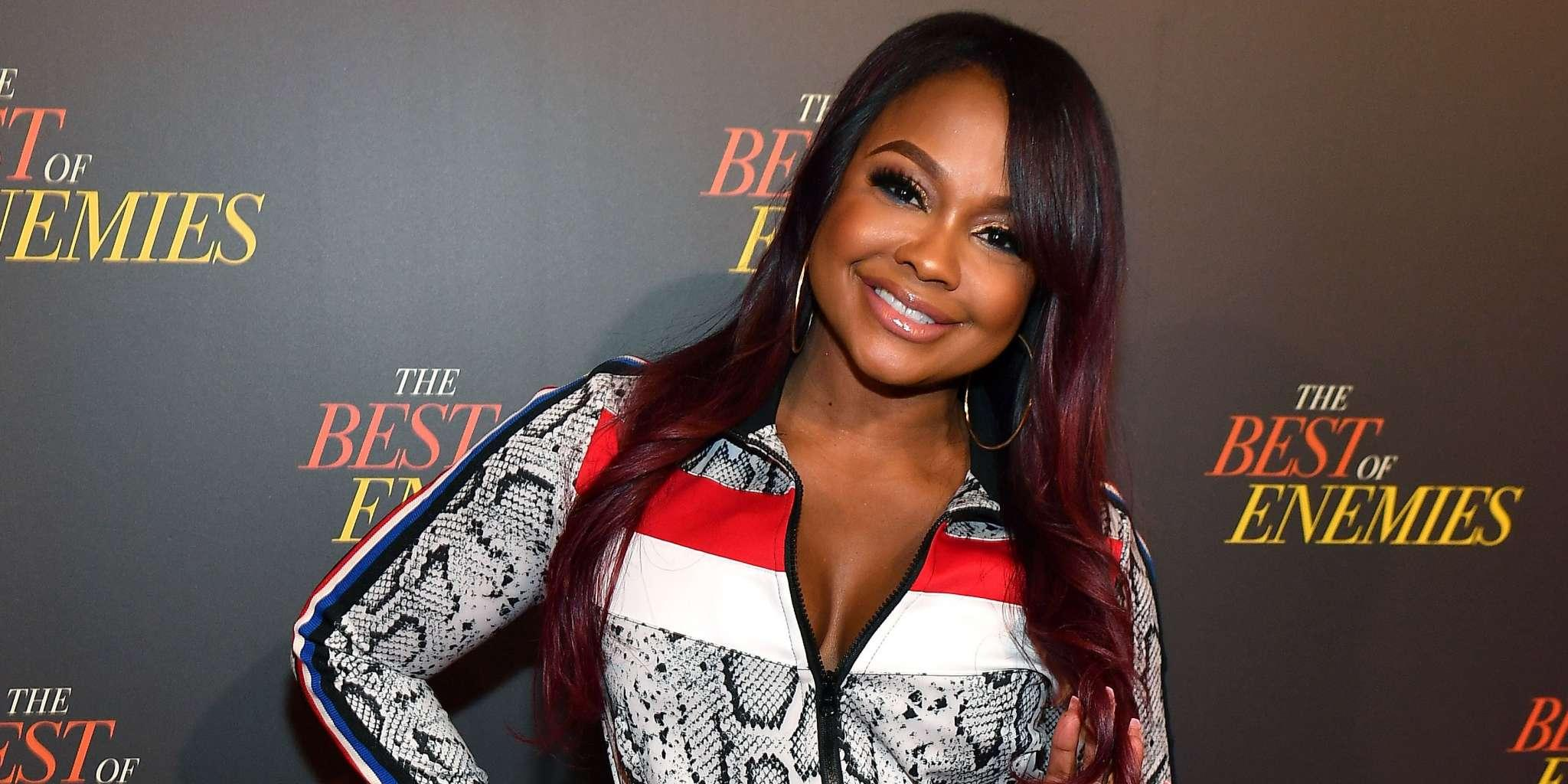 Phaedra Parks Looks Like A Teenager In Her Latest Photo