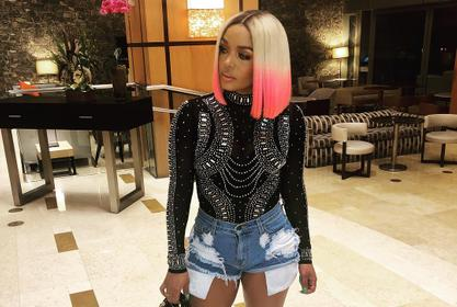 Rasheeda Frost Shares A Video About Dealing With The Upper Body Fat