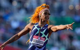 Sha' Carri Richardson Made First Appearance Following Olympics Controversy