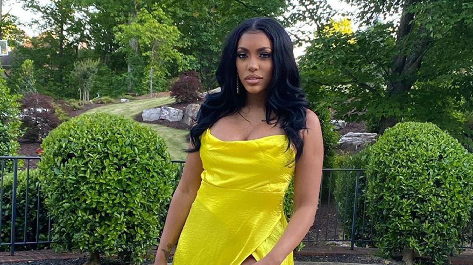 Porsha Williams Impresses Fans With This Gorgeous Photo Featuring PJ