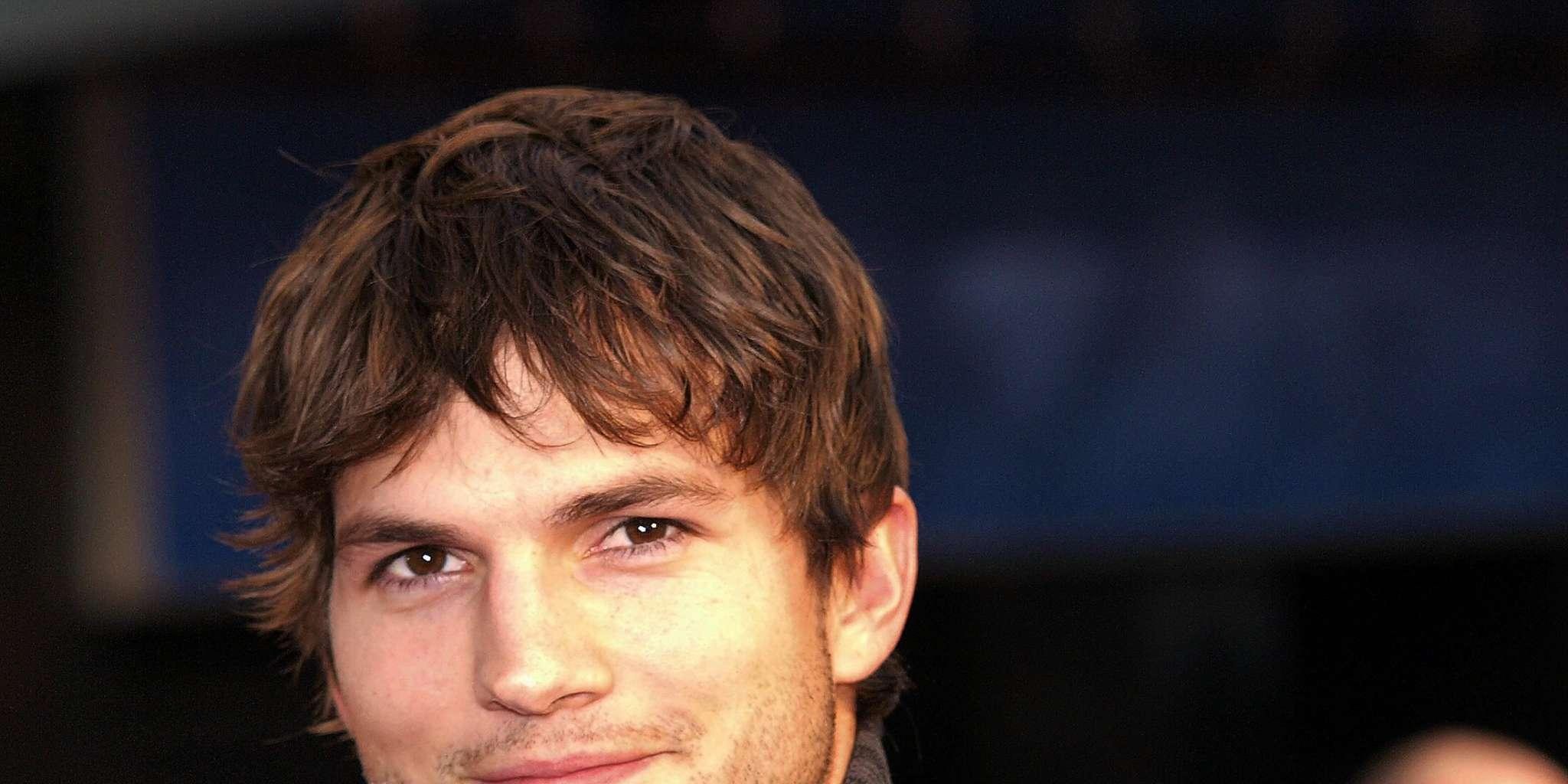 Ashton Kutcher Says Wife Mila Kunis Convinced Him Not To Go To Space With Richard Branson!