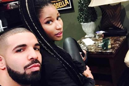 Drake Spends Some Time In Nicki Minaj's Studio And Fans Go Crazy With Excitement