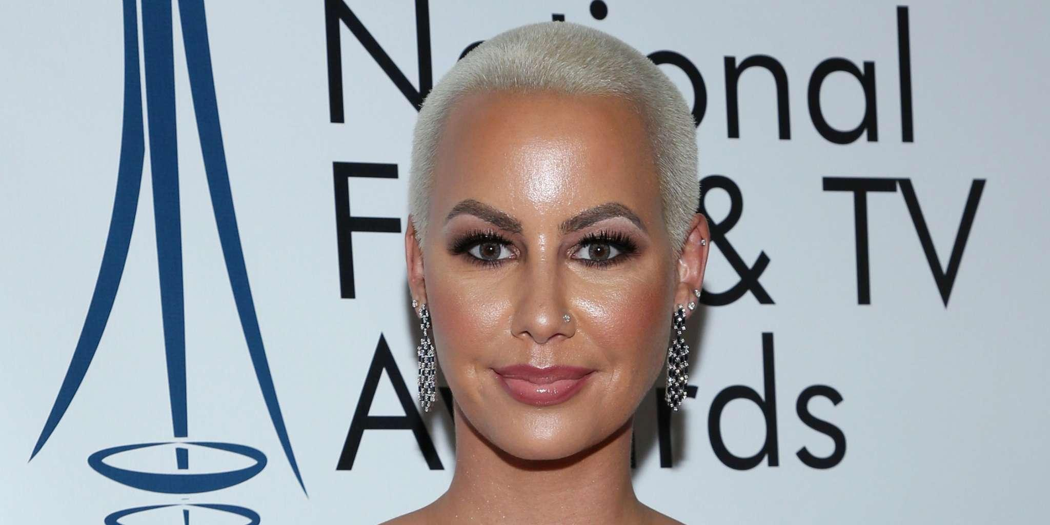 Amber Rose Drops A Message For T.I.; Says She Stands With The LGBTQ Community