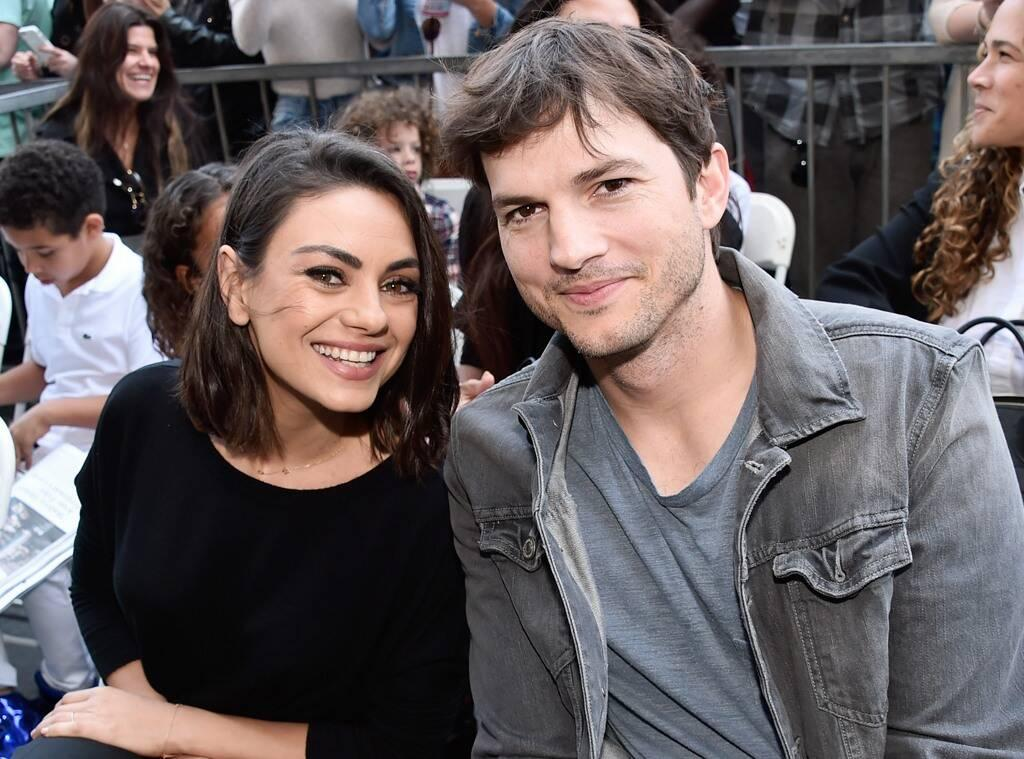 Mila Kunis And Ashton Kutcher Shock The Internet By Revealing Their Family's Unusual Showering Habits!
