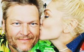 Blake Shelton And Gwen Stefani Are Yet To Go On Their Honeymoon And He Reveals Why!