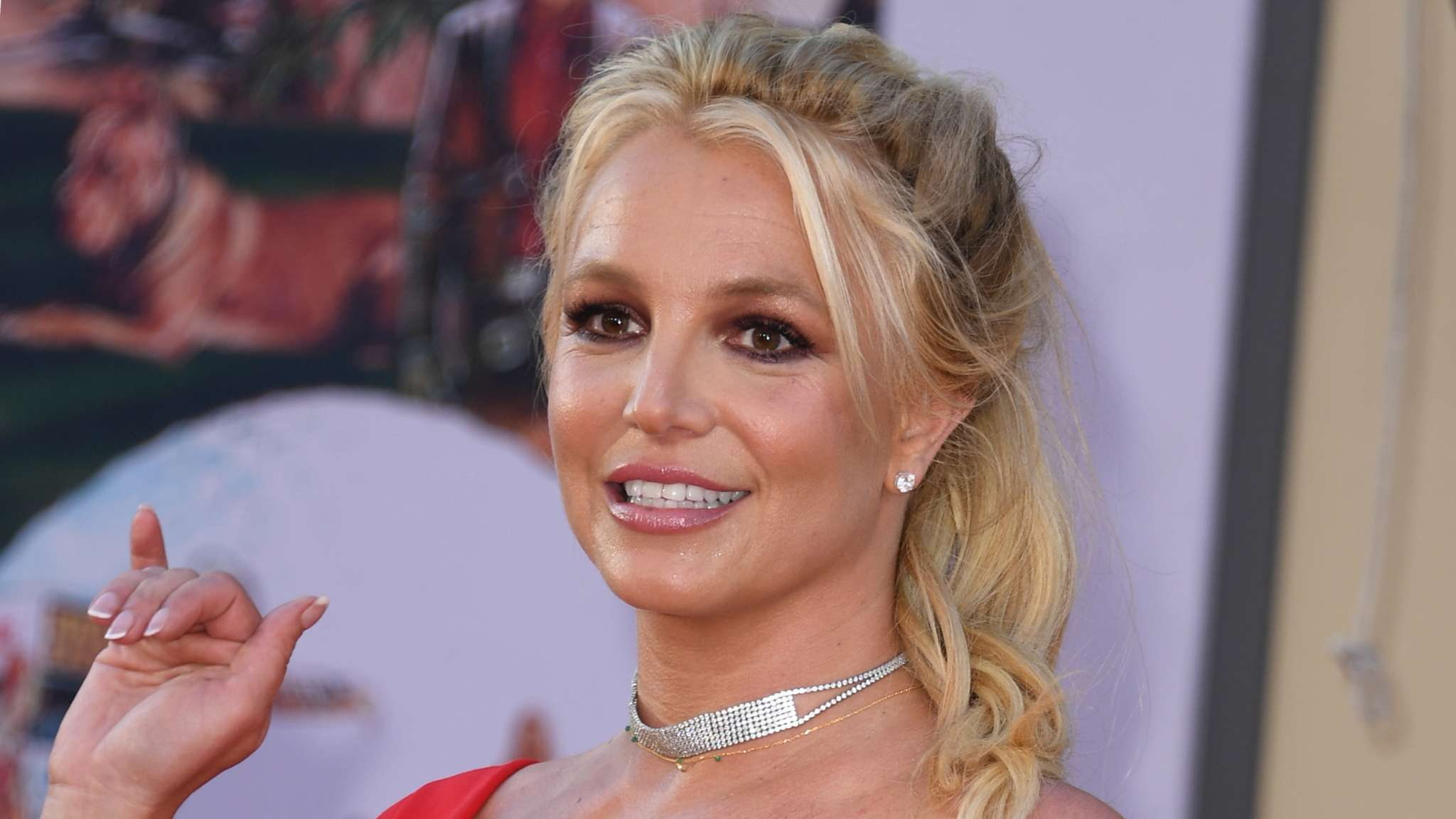 Britney Spears called police and reported herself as a victim of abuse the night before her public testimony, the source says.