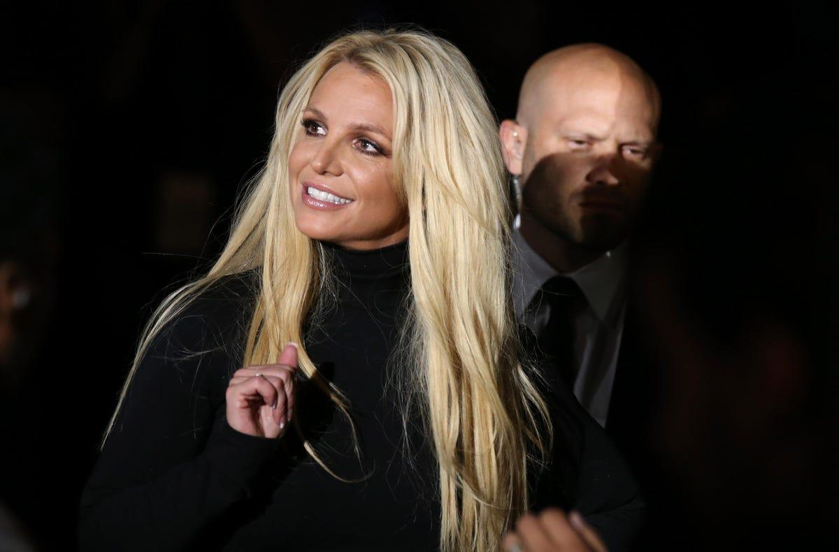 Britney Spears Reportedly 'Relieved' To See People Leaving Her Conservatorship One By One - She Is 'Hopeful!'
