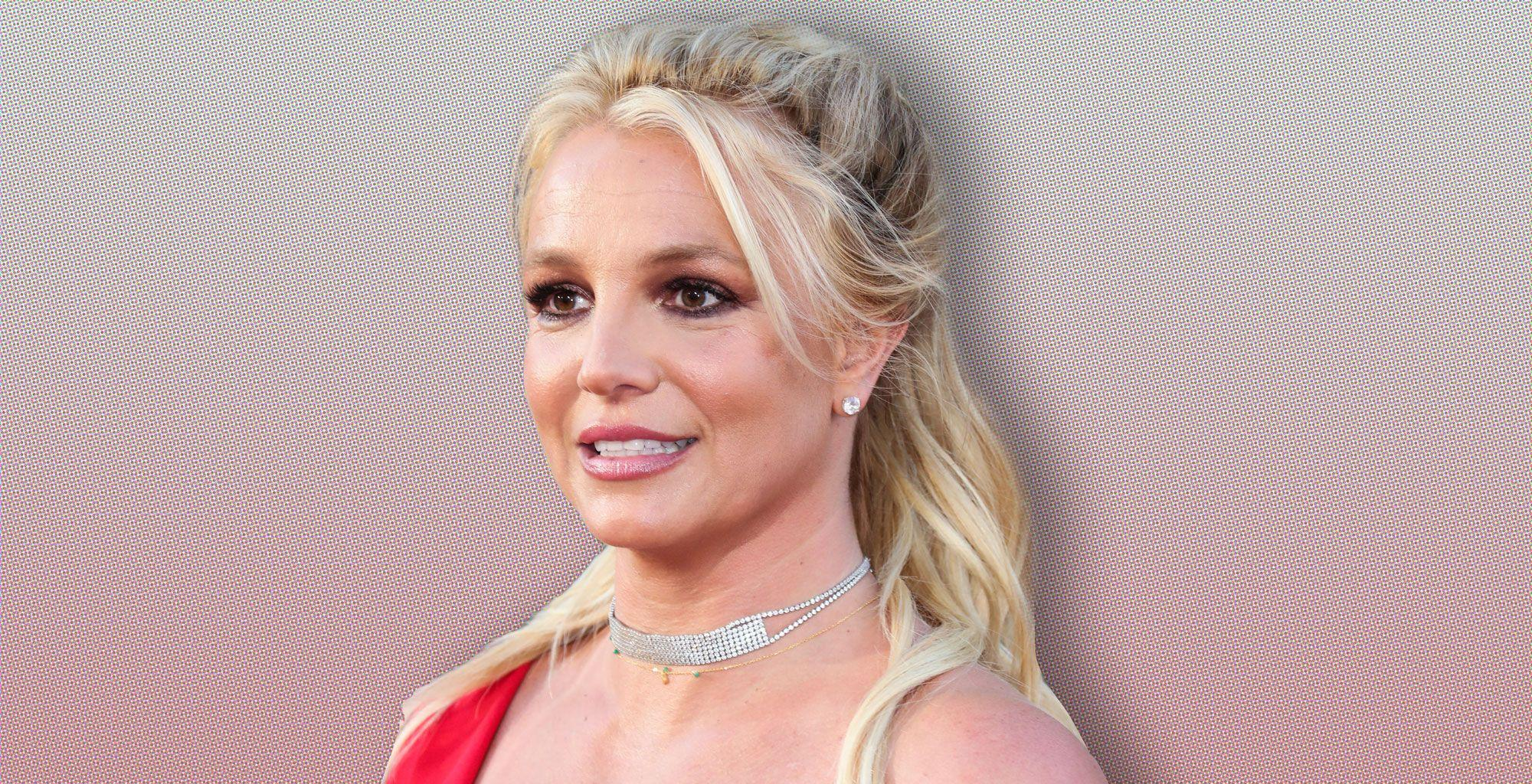 Britney Spears Insults Fans Theorizing Topless Pic She Posted Is Not Of Her But That Only Has Them More Convinced!
