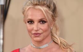 Britney Spears Confesses She's 'Feeling Overwhelmed' And Paints Her Stress Away In New Video