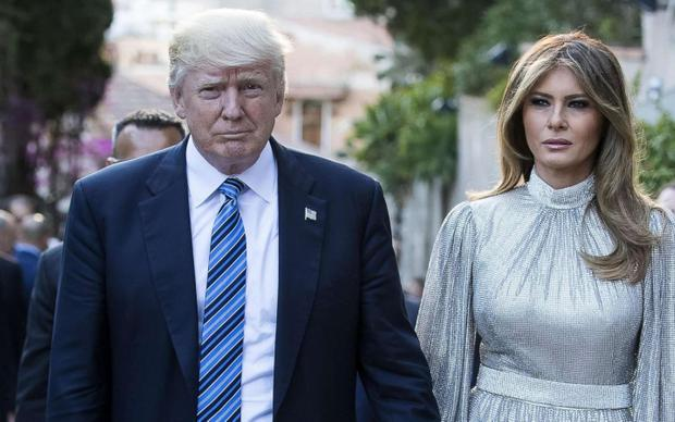 Melania Trump Was Completely Against The White House Election Party, Book Says