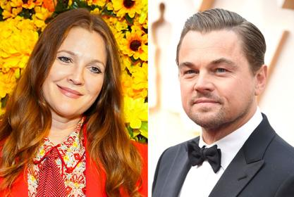 Drew Barrymore Shoots Her Shot With Leonardo DiCaprio By Flirting Under His Post About Climate Change?