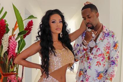 Safaree's Fans Tell Him To Go And Be With His Kids